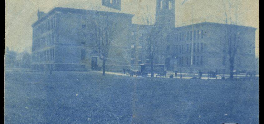 East High, c.1903