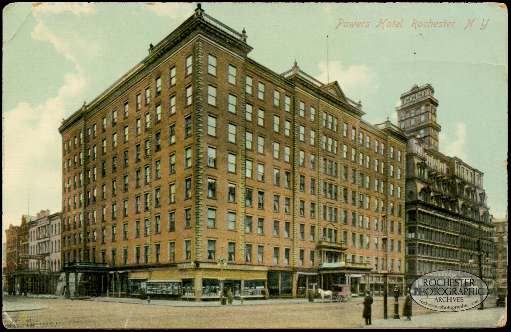Powers Hotel, c.1900