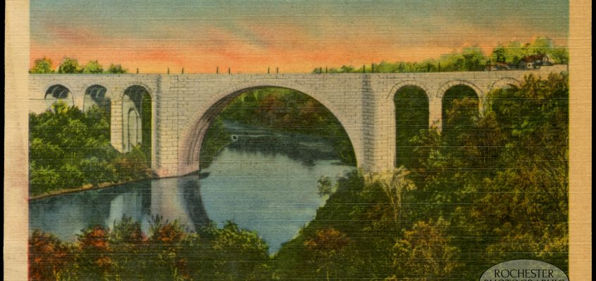Veteran's Memorial Bridge, c.1935